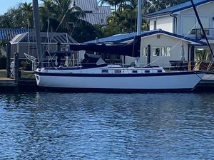 Used Endeavour 37 A Cruiser Sailboat For Sale