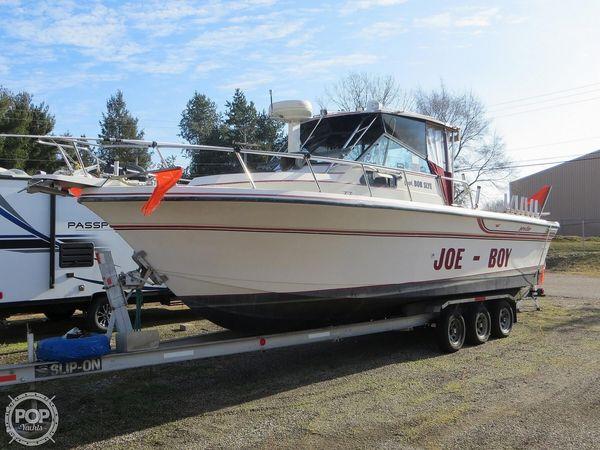 Used Pro-Line Walkaround 280 Walkaround Fishing Boat For Sale
