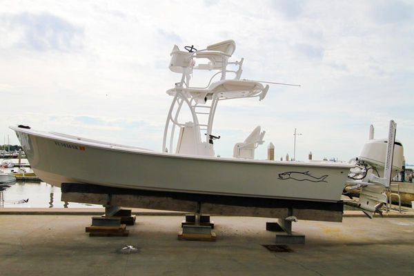 Used Gause Built 26 Center Console Fishing Boat For Sale