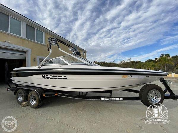 Used Moomba Kamberra Ski and Wakeboard Boat For Sale