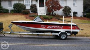 Used Correct Craft Ski Nautique Open Bow Ski and Wakeboard Boat For Sale