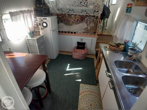 Used Holiday Mansion Sea Rover 36 House Boat For Sale