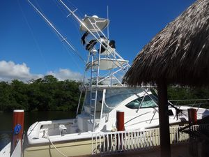 Used Tiara Yachts 3800 Open Sports Fishing Boat For Sale