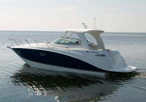 Used Larson Cabrio 350 Cruiser Boat For Sale