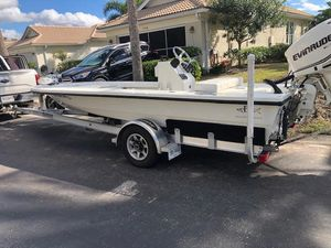 Used Beavertail Skiffs Strike Center Console Fishing Boat For Sale