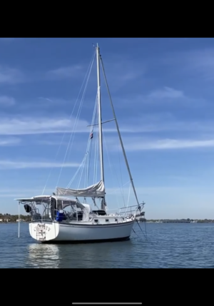 Used Island Packet IP 31 Cutter Sailboat For Sale