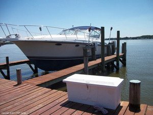Used Trojan 11 Meter Sport Yacht Express Cruiser Boat For Sale