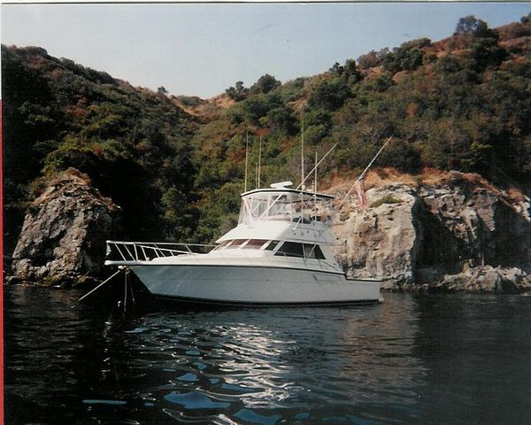 Used Tiara Yachts 4300 Convertible Fishing Boat For Sale