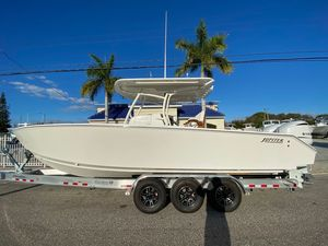 New Jupiter 30 HFS Center Console Fishing Boat For Sale
