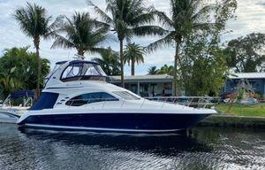 Used Sea Ray 420 Sedan Bridge Cruiser Boat For Sale