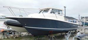 New Defiance Admiral 250 EX Pilothouse Boat For Sale