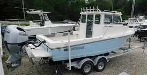 New Defiance Admiral 220 EX Pilothouse Boat For Sale