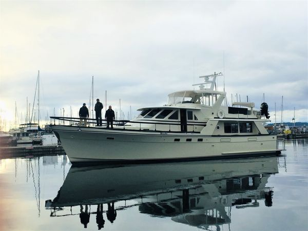 Used Tollycraft 61 Motor Yacht Motor Yacht For Sale