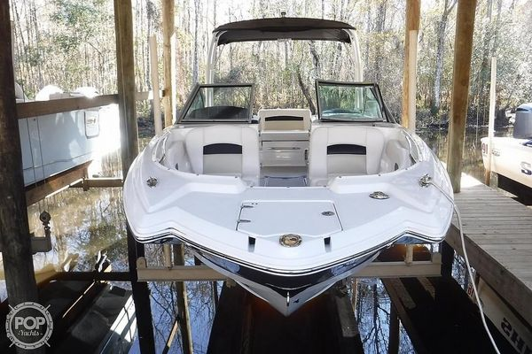 Used Chaparral Sunesta 244 Deluxe Deck Boat For Sale