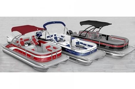New Bennington 24 LXSBA Open SP Arch Pontoon Boat For Sale