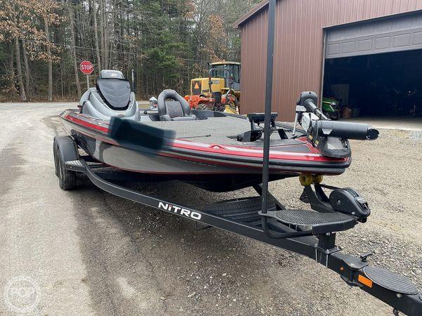 Used Nitro Z19 Bass Boat For Sale