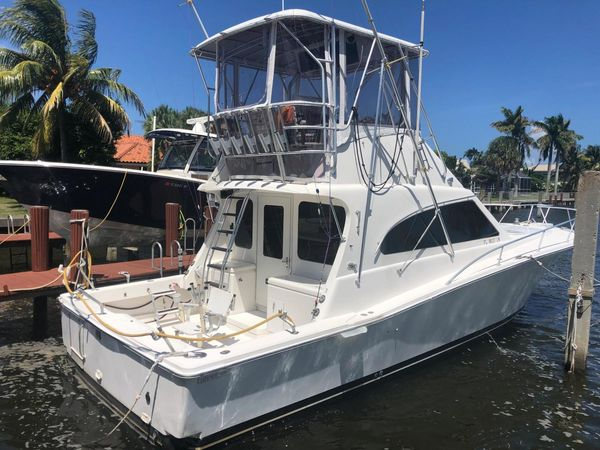 Used Luhrs Sports Fishing Boat For Sale