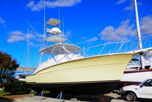 Used Hatteras Sportfisher Sports Fishing Boat For Sale