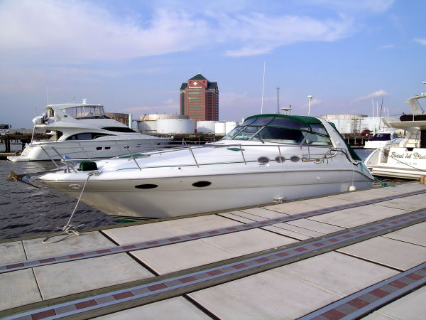 Used Sea Ray 370 DA Cruiser Boat For Sale