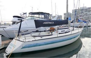 Used Schock Santana 35 Cruiser Sailboat For Sale