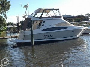 Used Regal 3880 Commodore Flybridge Express Cruiser Boat For Sale