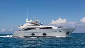 Used Ferretti Yachts Custom Line Motor Yacht For Sale