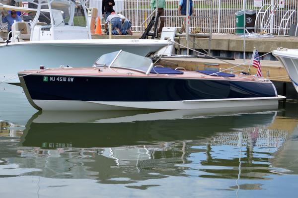 Used Cherubini 20 Classic Jet Boat For Sale