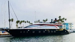 Used Amer Gruppo Permare Motor Yacht For Sale
