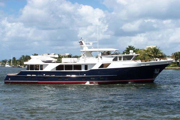 Used Defever 90 Ocean Trawler Motor Yacht For Sale