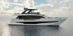 New Astondoa AS8 Flybridge Boat For Sale