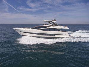 New Astondoa 80 Flybridge Boat For Sale