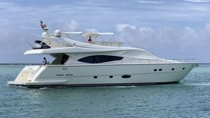 Used Ferretti Yachts Motor Yacht For Sale