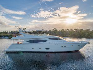 Used Ferretti Yachts 76 Motor Yacht For Sale