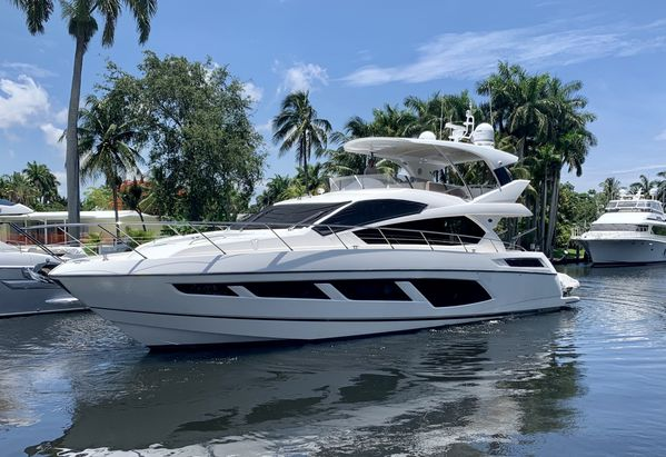 Used Sunseeker Manhattan 65 Motor Yacht For Sale