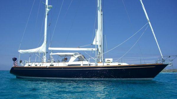 Used Gulfstar MKII Cruiser Sailboat For Sale
