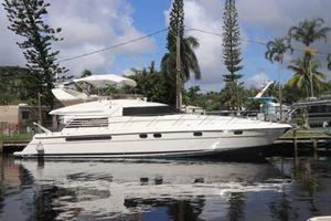 Used Fairline Squadron Cruiser Boat For Sale