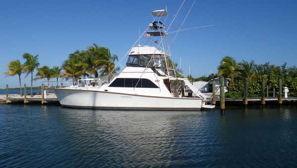 Used Ocean Yachts Super Sport Motor Yacht For Sale