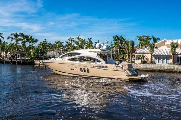 Used Sunseeker Predator Motor Yacht For Sale
