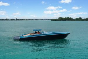 Used Magnum Bestia Express Cruiser Boat For Sale