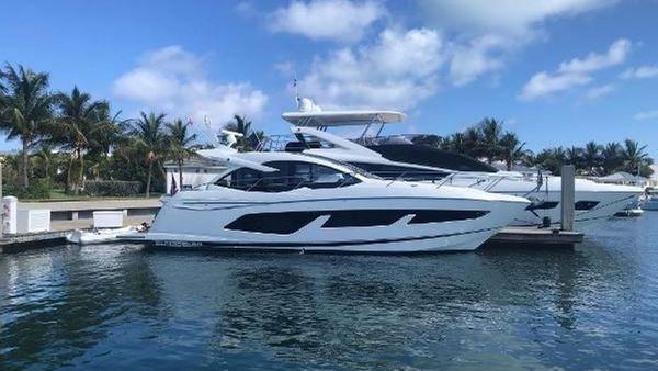 Used Sunseeker Predator Cruiser Boat For Sale