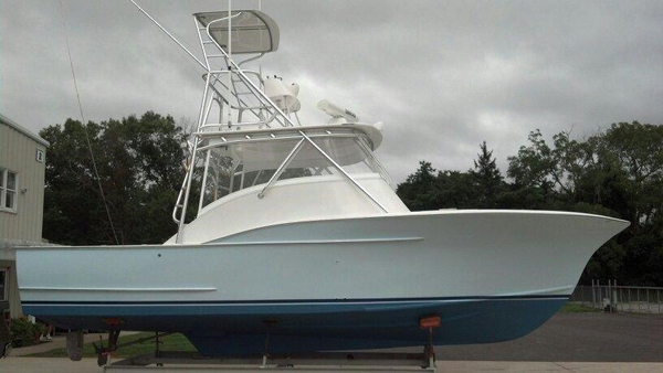 Used Custom Carolina Ricky Gillikin Sports Fishing Boat For Sale