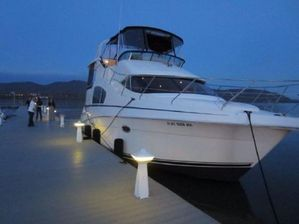 Used Silverton 35 Motor Yacht Cruiser Boat For Sale