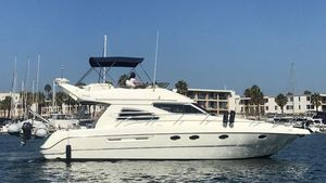 Used Cranchi Atlantique Motor Yacht For Sale