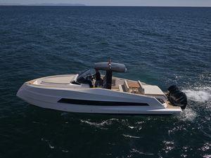 New Astondoa 377 Coupe Outboard Cruiser Boat For Sale