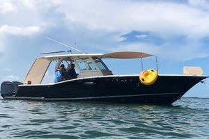 Used Scout 345 CC Center Console Fishing Boat For Sale