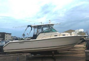 Used Pursuit 2870 Walkaround Cuddy Cabin Boat For Sale