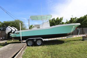 Used Dusky 278 Center Console Center Console Fishing Boat For Sale