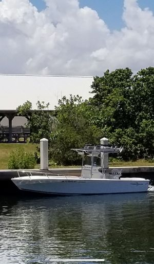Used Albemarle 242 Center Console Saltwater Fishing Boat For Sale