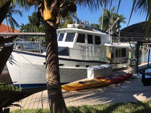 Used Kadey Krogen Pilothouse Trawler Pilothouse Boat For Sale