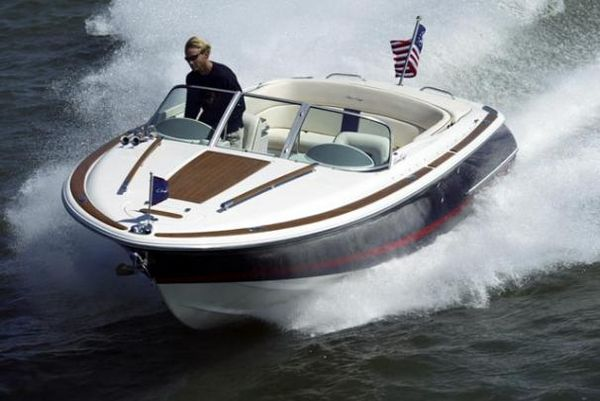 Used Chris Craft Corsair 25 Express Cruiser Boat For Sale